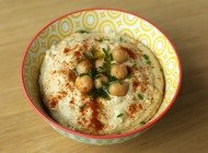 Hummus: een mix van superfoods (recept)