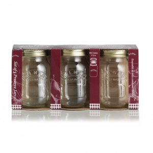 Kilner Jar 500 ml set van 3