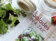 Boek: Salades In A Jar (WIN)