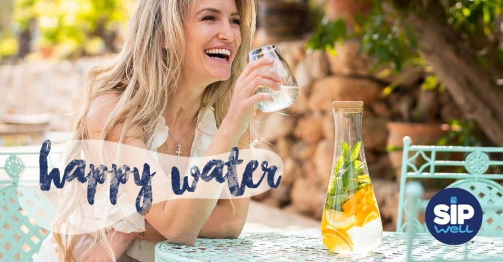 happy water sipwell
